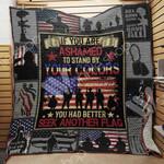 Veteran Blanket JN1401 94O36