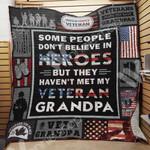 Veteran Grandpa Blanket JN1001 85O33