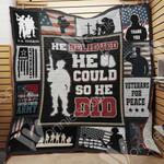 Veteran Blanket JN0703 87O41