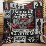 Veteran Blanket JN0604 85O35