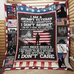 Veteran Blanket JN2602 83O31
