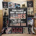Veteran Dad Blanket JN0601 85O31
