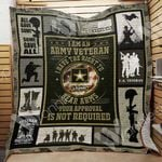 Army Veteran Blanket JN1902 82O41