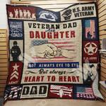 Veteran Dad Blanket JN0705 85O35