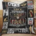 Veteran Blanket AU1304 95O35