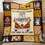 Siberian Husky Dog Blanket OCT1602 73O43