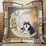 Siberian Husky Blanket OCT1901 70O57