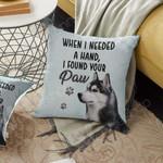 Husky Dog Cushion Cover OCT2202 85O34