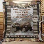 Bear Blanket AU1303 90O31