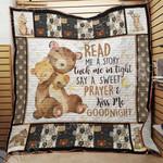Bear Blanket AU1303 82O34