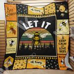 Bee Blanket AU2601 87O49