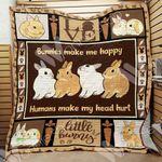 Bunny Blanket NOV2101 69O57