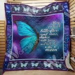 Butterfly Blanket MY0402 85O41