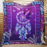 Butterfly Dreamcatcher Blanket MY0602 85O41