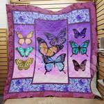 Butterfly Blanket MY0404 87O31