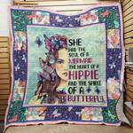 Butterfly Blanket MY0302 85O31