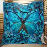 Butterfly Blanket MY0203 83O41