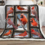 Cardinal Sherpa Blanket DCB1901 81O60