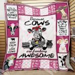 Cow Blanket NOV0502 77O58