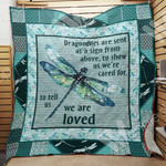 Dragonfly Blanket AU2403 90O35
