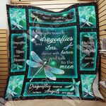 Dragonflies Blanket DCB1801 77O58
