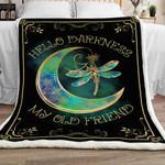 Dragonfly Sherpa Blanket DCB2701 82O36