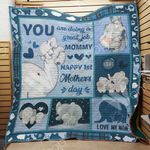 Elephant Mother's Day A1801 81O35 Blanket
