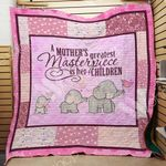 Elephant M1502 85O33 Blanket