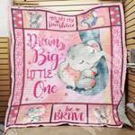 Elephant Blanket NOV0702 81O49