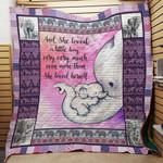Elephant F1302 82O34 Blanket