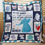 Elephant Blanket SEP0701 78O56