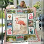 Flamingo Blanket JR0201 71O49