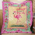 Flamingo M0601 83O33 Blanket