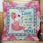 Flamingo M0604 82O40 Blanket