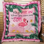 Flamingo M0603 85O33 Blanket
