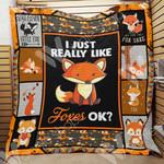 Fox Blanket DCB0204 67O31