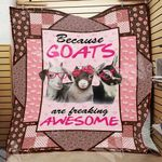 Goat Blanket OCT2201 77O53