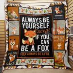 Fox Blanket JL0402 83O43