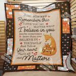 Fox Blanket JL1002 95O41