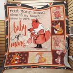 Fox Blanket JL0403 85O42