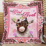 Goat Blanket OCT2801 78O53