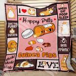 Guinea Pig Blanket NOV1801 70O51