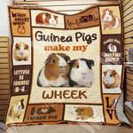 Guinea Pig Blanket NOV1603 73O50
