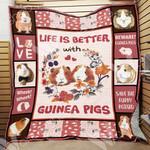 Guinea Pig Blanket NOV1801 78O58