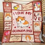 Guinea Pig Blanket NOV1602 68O52