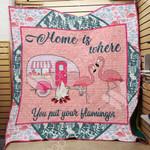 Family Flamingo M2102 81O35 Blanket