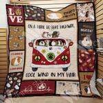 Guinea Pig Blanket NOV3002 82O33