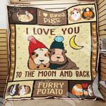 Guinea Pig Blanket NOV1802 68O56