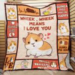 Guinea Pig NOV1503 73O51 Blanket