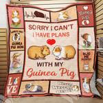 Guinea Pig Blanket NOV2101 67O50